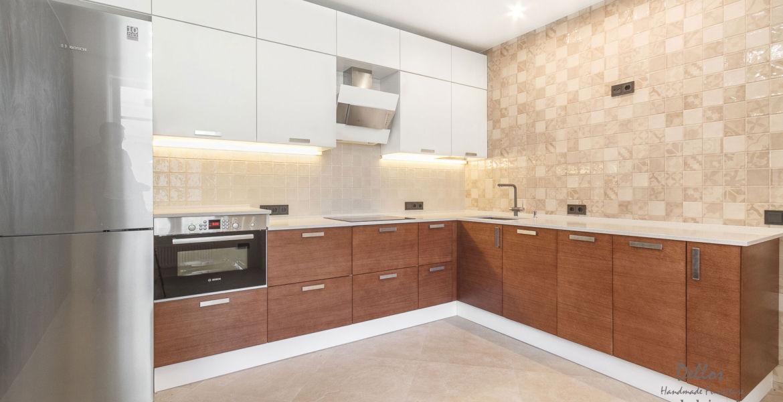 Кухня и гардероб